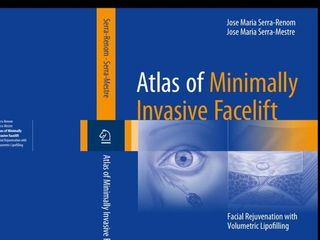 El Doctor Serra Mestre es autor del libro 'Atlas of Minimally Invasive Facelift'