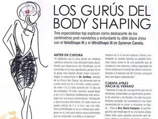 Dra. Vázquez nombrada Gurú del Body Shaping