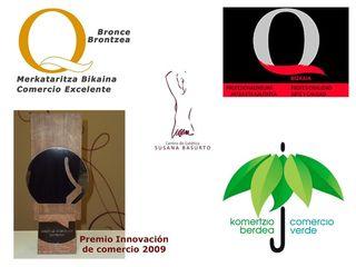 Certificaciones y Premios del Centro de Estética Susana Basurto