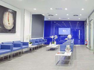 clínica sala de espera