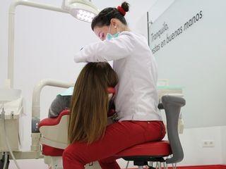 Gabiente Clínica Dental Sant jaume Benidorm