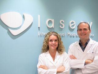 Dra. Lazzaletta y Dr. Hack