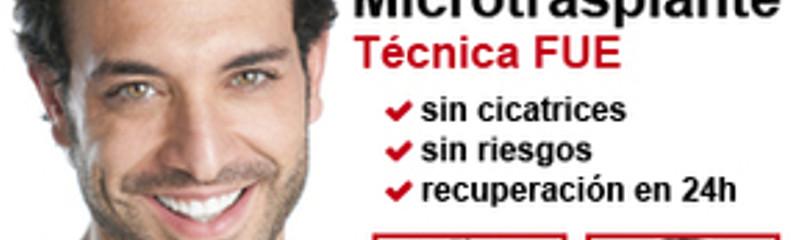 Microtrasplante FUE
