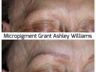 Micropigmentación Profesional Grant Ashley Williams