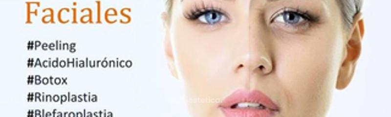 Tratamiento Faciales. Medicina Estética