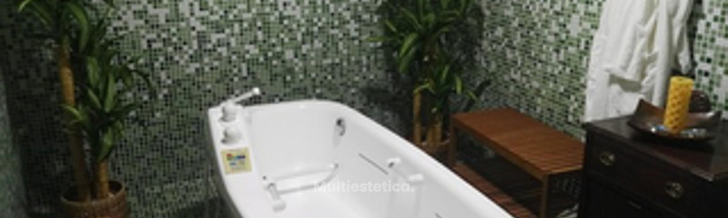 Bañera de Cristal