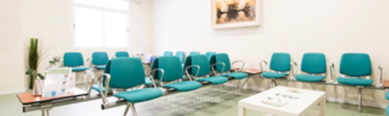 Sala de espera Centro Médico 2002