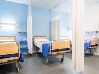 Sala de Recuperación Centro Médico 2002