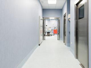 Pasillo quirófano Centro Médico 2002