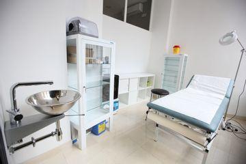 Sala de curas y estética