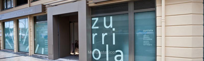 Entrada Centro Médico Quirúrgico La Zurriola