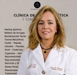 Dra. Nieves Fervienza Cortina - Clinica La Paz