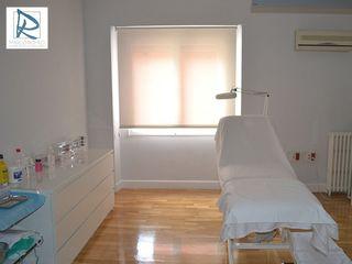 Sala de tratamientos de medicina estética