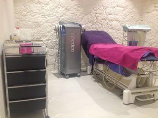 Presoterapia - Clínica Massana en calle López Gómez, Valladolid