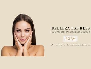 Belleza express por 525€