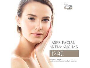 Láser facial Anti-manchas