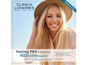 Peeling PRX 3 Sesiones