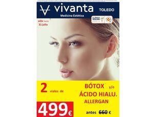 ¡Ahorra más de 150€ en tu tratamiento de Botox!