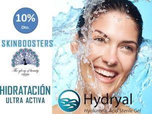 Hydryal: hidratación ultra activa