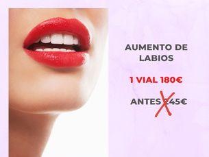 Relleno ácido hialuronico labios