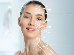 Tratamiento de arrugas faciales con PRP antes 350 euros ahora 260 euro