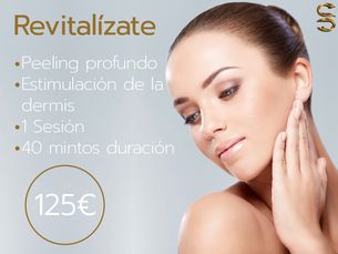 "Pack ""Revitalízate"" por 125€"