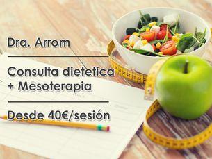 Este invierno 2021: Consulta dietética + Mesoterapia: desde 40€/sesión