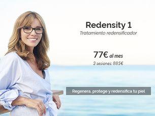 Redensity 1 · Tratamiento de rejuvenecimiento facial