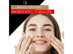 Promoción Bótox Vistabel