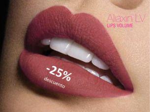 Aliaxin lips volume: labios irresistibles.
