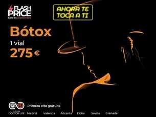 Flash price Bótox