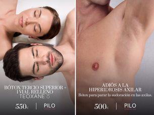 Promoción para Botox