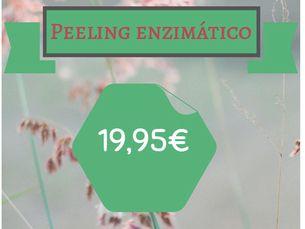 Peeling enzimático