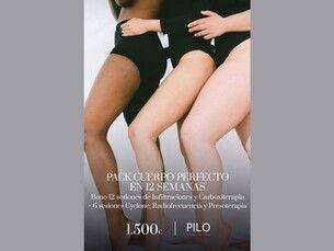 Pack cuerpo perfecto por 1500€