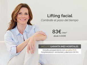 Lifting facial · Combate el envejecimiento