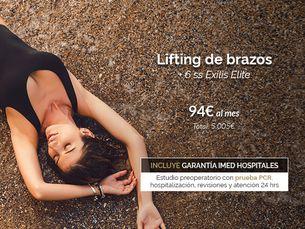Braquioplastia · Lifting de brazos