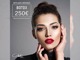¡¡Botox por 250€!!