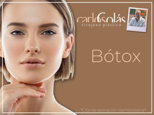 Botox para rejuvenecer tu rostro