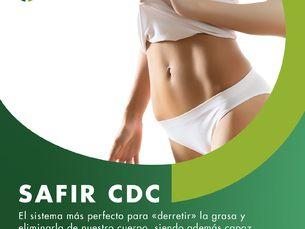 Safir CDC - Liposucción ultrasónica