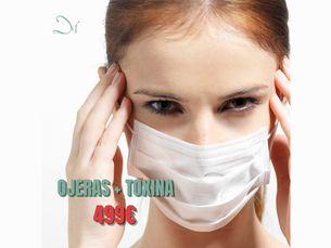 Ojeras y toxina