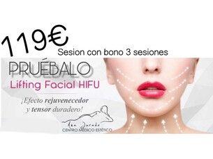 Sesión en bono por 119€