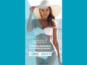 Cirugía Mamaria, Elevación de mamas
