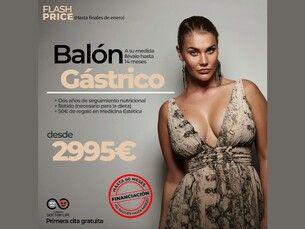 Balón gástrico desde 2995€