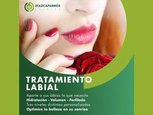 Tratamiento labial desde 250€