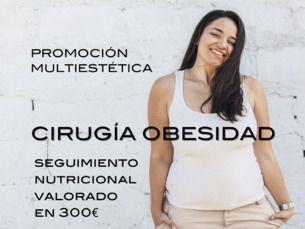 Cirugía de Obesidad ahora en Be you