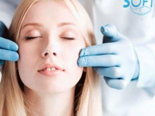Elimina las ojeras con ácido hialurónico