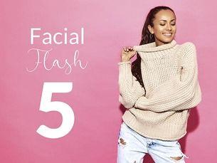 Tratamiento Facial Flash 5