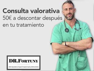 Descuenta la consulta valorativa de tu tratamiento