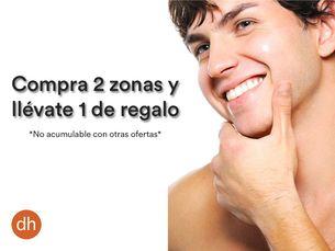 2+1 Bótox para atenuar las arrugas de expresión