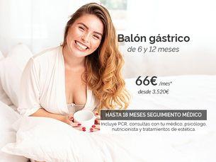Balón Gástrico · Tratamiento eficaz para la pérdida de peso